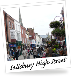 Salisbury Saintes Twinning Association